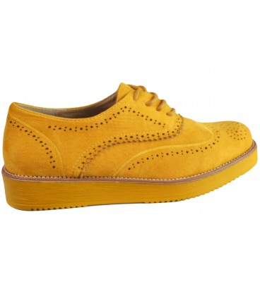 Ladies Shoes 2088-70 YELLOW