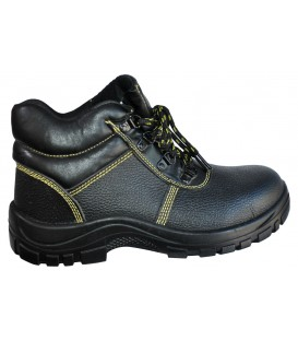 Men's work boots with metal toecap LK161744