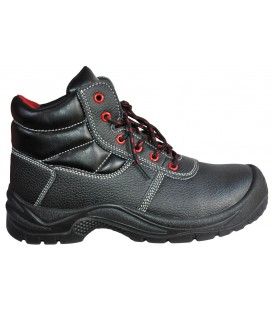 Men's work boots with metal toecap 1039R