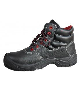Men's work boots with metal toecap 1039R