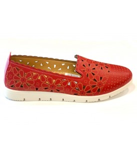 Ladies Shoes 1701 RED