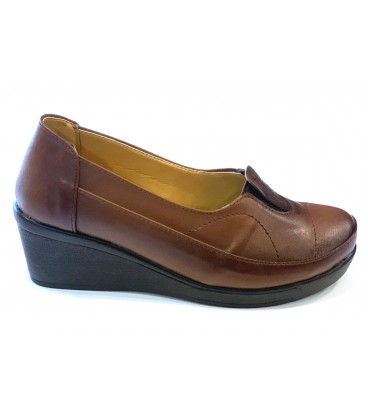 Дамски Обувки K2004 BROWN