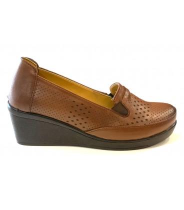 Дамски Обувки 1819 BROWN