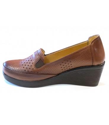 Ladies Shoes 1819 BROWN