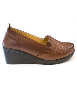 Дамски Обувки 1823 BROWN