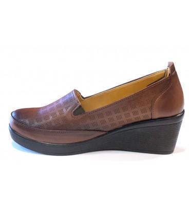 Ladies Shoes 1823 BROWN