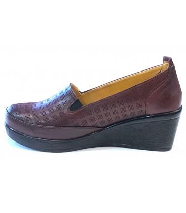 Ladies Shoes 1823 BURGUNDY