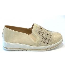 Дамски Обувки JN1050 BEIGE