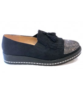 Ladies Shoes JN1019 BLACK