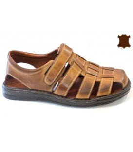 Mens Sandals Leather 208 TABA