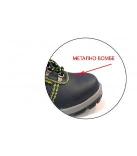 Men's work boots with metal toecap A-2