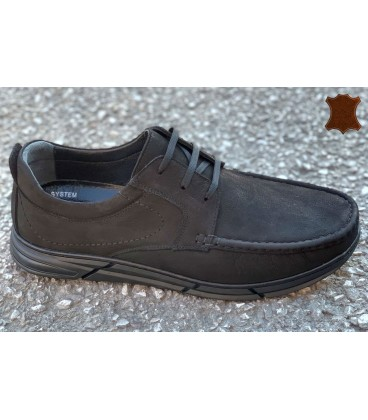 Men's shoes genuine leather 3002 S.N