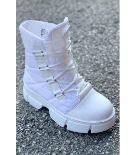 Дамски Боти 1 WHITE